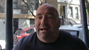 Dana White -- Mad Props to The Patriots