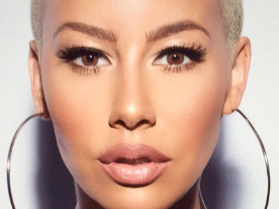 "Amber Rose Is UNRECOGNIZABLE w/ Hair on ""DWTS"" -- See Booty Twerk Up a Storm!"