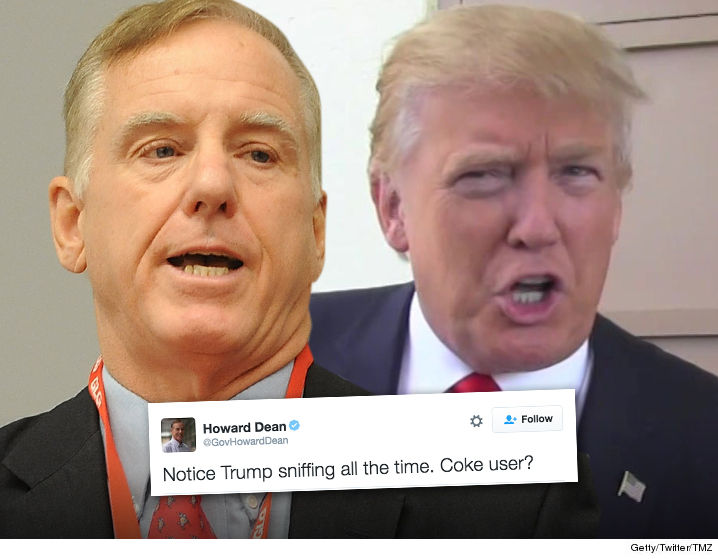 0927-donald-trump-howard-dean-coke-tweet-GETTY-TMZ-TWITTER-01