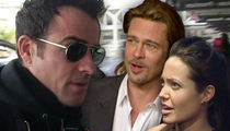 Justin Theroux -- I Feel Bad for Brangelina