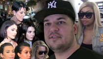 Rob Kardashian -- Leaks Kylie's Digits Over Baby Shower Gone Way Wrong