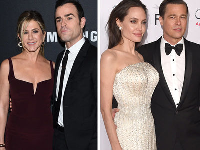 "Justin Theroux Sounds Off on Aniston Being DRAGGED Into Brangelina Split -- BLASTS ""Trash"""