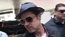 Brad Pitt -- Urine Test for DCFS Was Voluntary
