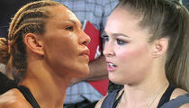 Cris 'Cyborg' -- Ronda Rousey is a Coward ... Bring It On!