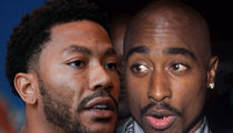 Derrick Rose -- Drags Tupac Shakur Into Rape Case ... Treat Me Like Him!