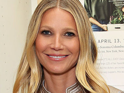 Gwyneth Paltrow Goes MAKEUP-FREE on 44th Birthday -- WOW, What's Under That Face Paint?