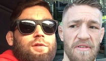 UFC's Jeremy Stephens -- Fires Back At Conor McGregor ... 'I'll Mop the Floor with You'