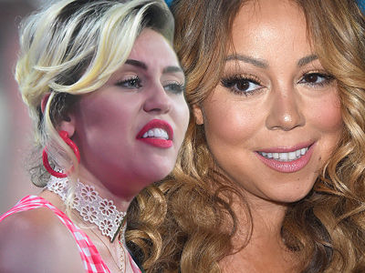 "Miley Just Dropped MAJOR Mariah Carey Shade -- See Why She's ""Never Been a Fan"""