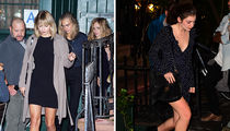 Taylor Swift -- No Boys Allowed (PHOTOS)