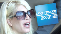 Tori Spelling vs AMEX -- She Got FICO'd Up ... Suffers $39k Defeat