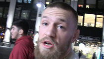 Conor McGregor -- 'I'm Ready to Fight Mayweather' (VIDEO)