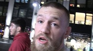 Conor McGregor -- 'I'm Ready to Fight Mayweather'…