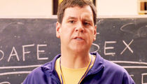 Coach Carr in 'Mean Girls': 'Memba Him!?