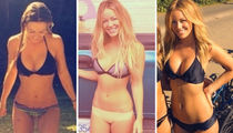 Canadian 'Bachelorette' Jasmine Lorimer ... Pretty Hot, Eh?