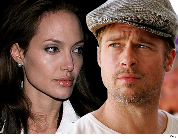 Angelina Jolie -- I Don't Want Brad Prosecuted
