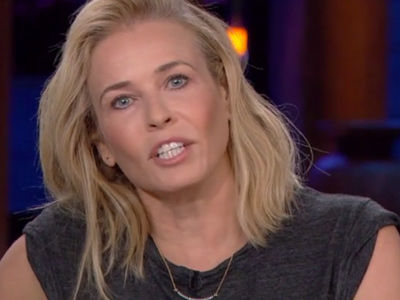 Chelsea Handler GOES OFF on Ann Coulter -- This Is MUST SEE Video!