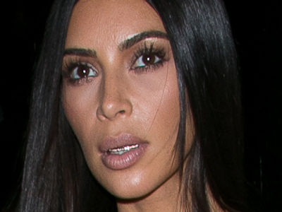 WTF Is This Outfit?! After Going Commando In Paris, Kim Wears One of Her Weirdest Looks YET!