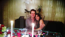 Jim Carrey -- V-Day Pics Prove Late GF's Marriage Was Bogus (PHOTO GALLERY)