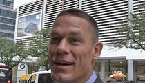 John Cena -- I Haven't Been Offered 'Live with Kelly' Job ... But I'd Take It! (VIDEO)