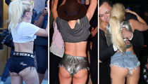 12 Booty-ful Pics of Lady Gaga's Different Daisy Dukes