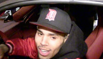 Chris Brown -- Gun Case Falls Flat