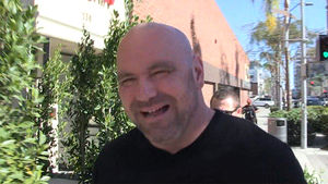 UFC's Dana White -- I Welcome Celeb Owner Input ... Especially Tom Brady's!!!