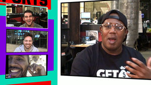 Master P -- I Didn't Dupe Ricky Williams ... He WANTED That Contract