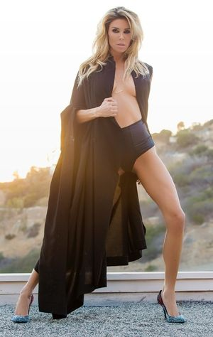 Joe Simpson Photographs Brandi Glanville