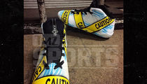 DeSean Jackson -- Protesting Police Killings ... With Custom Cleats