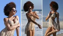 Jess Taras -- Finding Zen On The Beach (PHOTO GALLERY)