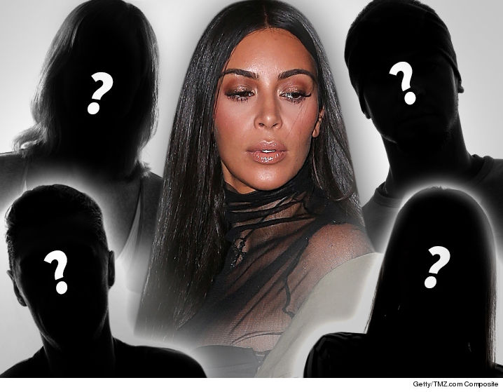 Kim Kardashian West Robbed in Paris Hotel Room During Fashion Week ...