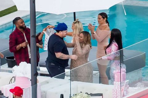 rob kardashian blac chyna baby shower photos 02