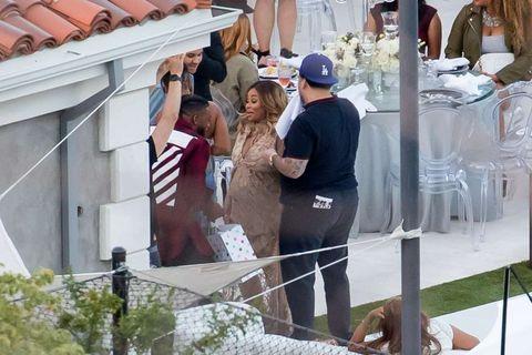 rob kardashian blac chyna baby shower photos 10