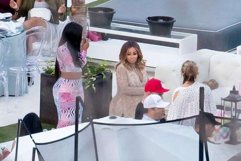 rob kardashian blac chyna baby shower photos 39