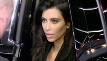 Kim Kardashian -- Cops Come Up Dry on Surveillance Video
