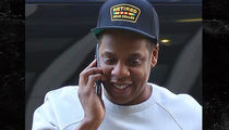 Jay Z -- Retirement Suits Me Just Fine (PHOTO)