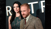 Laura Prepon & Ben Foster -- Flashing Engagement Rock (PHOTOS)