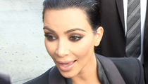 Kim Kardashian Robbery -- Diamond Cross Found ... Small Change Next to Ring