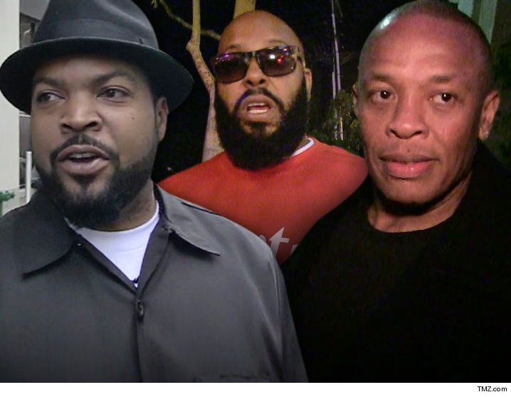 Ice Cube & Dr. Dre 86'd from Wrongful Death Suit | TMZ.com