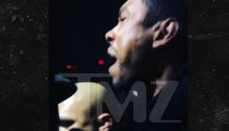 Miguel -- Nightclub Fight Night ... You Didn't Pay Me to Sing (VIDEO)