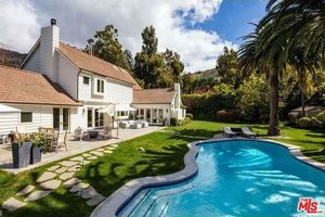 Patrick and Jill Dempsey's New Malibu Home