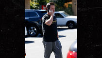 Billy Bush -- Bustin' Out the Sweatpants & Flip-Flops (PHOTO)