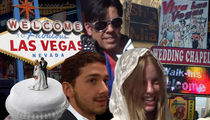 Shia LaBeouf -- Love Don't Cost a Thing ... Neither Did My Vegas Wedding (VIDEO)