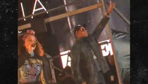 Alicia Keys & Jay Z -- Perform in the Concrete Jungle (VIDEOS)