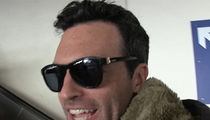 'Veep' Star Reid Scott -- I Wouldn't Want to Be Donald Trump's Cleanup Crew (VIDEO)