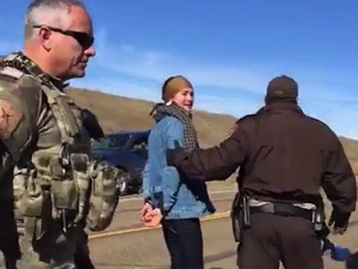 Shailene Woodley Arrested for Trespassing