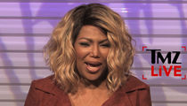 Michel'le -- Not Sweating Dre's Legal Threat ... My Movie Only Shows the Truth (TMZ LIVE)