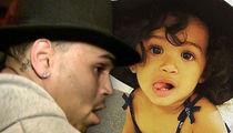 Chris Brown -- Child Services Launch Investigation On Heels of Gun Arrest