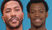 Derrick Rose Rape Trial -- An NBA Star's Life is Rough, Man ... Friend & Co-Defendant Testifies