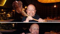 Verne Troyer -- Mini-Me, Giant Meat (PHOTOS)